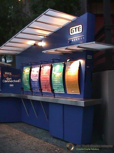 Kiosks For Sale