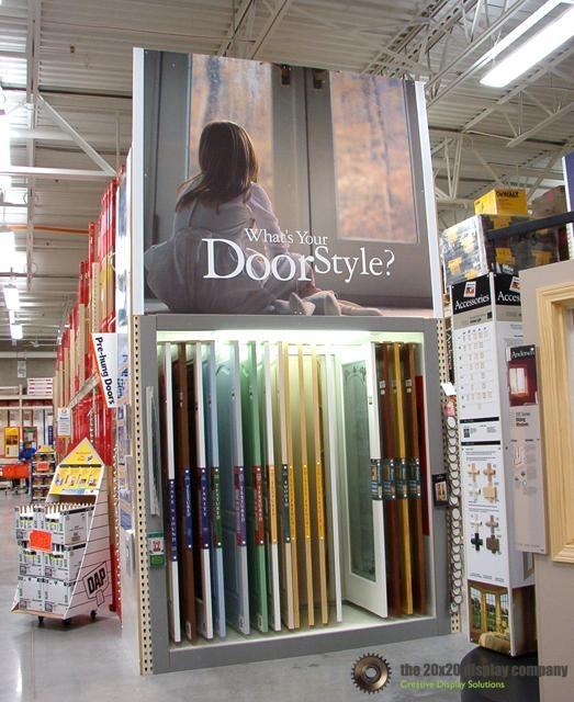 Retail Storefront Displays