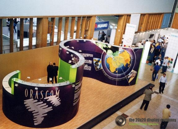 Portable Custom Exhibits