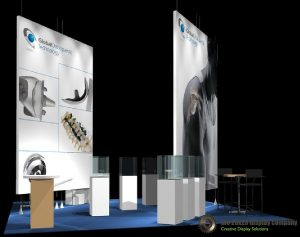Hanging Trade-show Signs