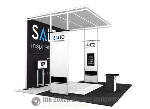 20x20 Island - SALTO