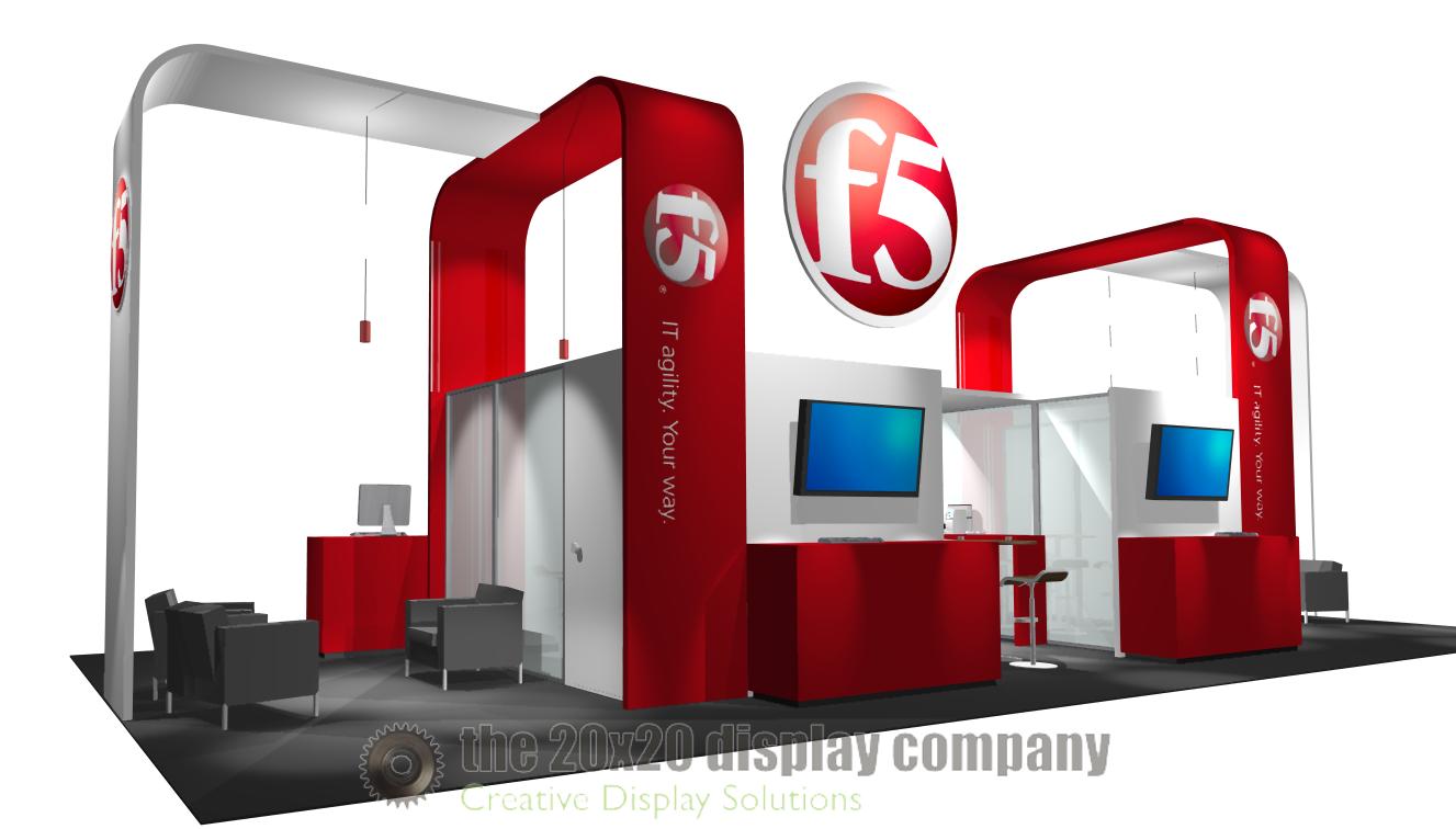 F5 14m x 6m Display