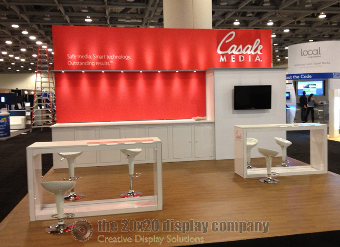 Casale 20x20 Island Display