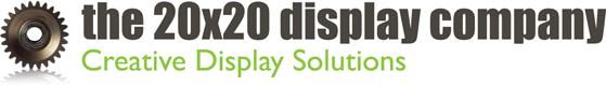 The 20x20 Display Company