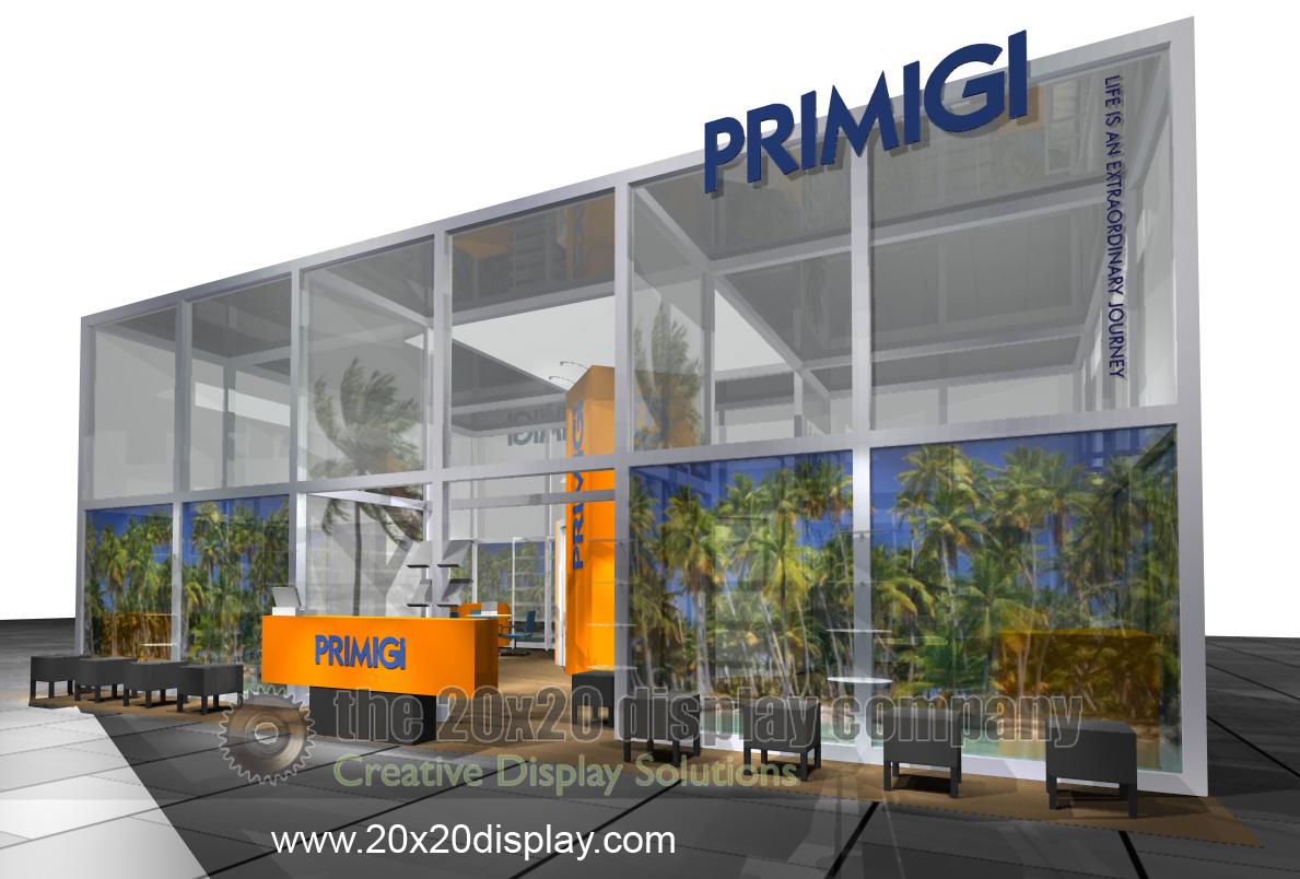Primigi 30x50 Island Exhibit