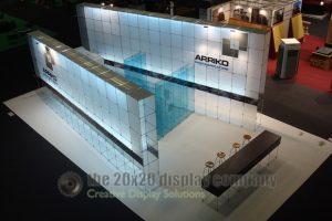 Arriko 20x40 Display