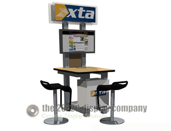 Interactive Sales Kiosks