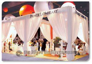 Price Lionheart 20' x 60' Custom Island