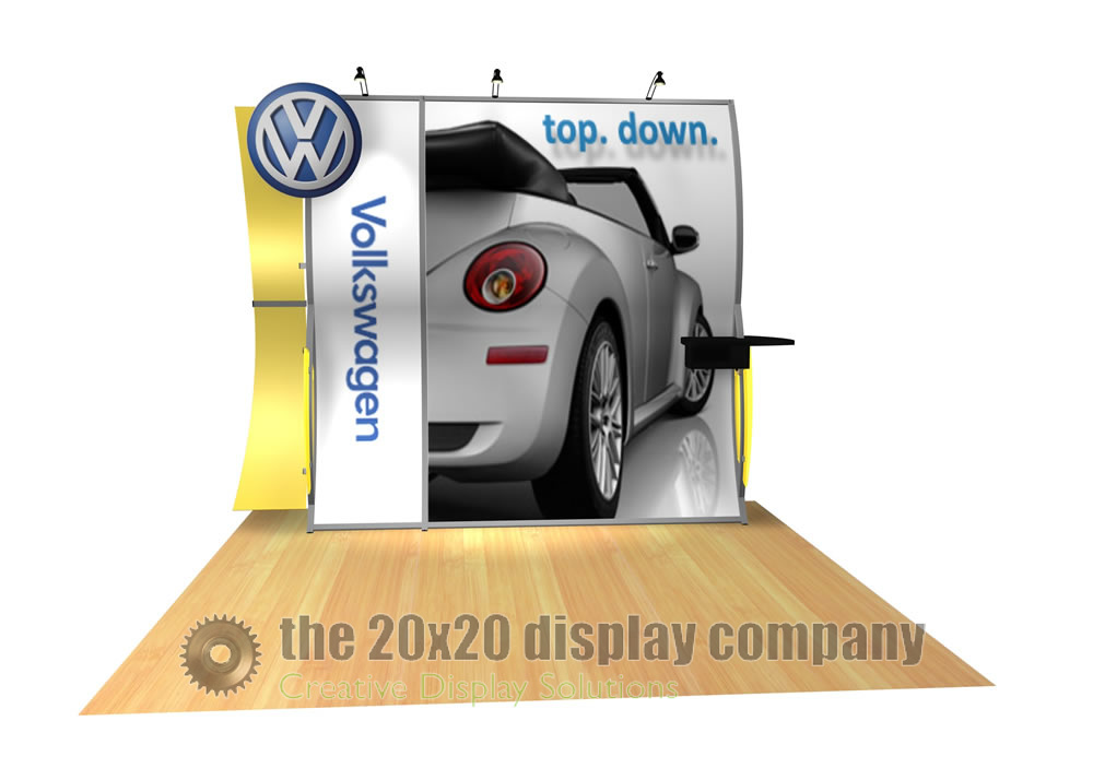 Display Rentals for Tradeshows