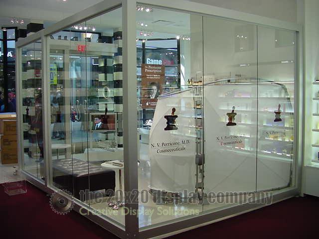 Sales and Branding Kiosks | The 20x20 Display Company