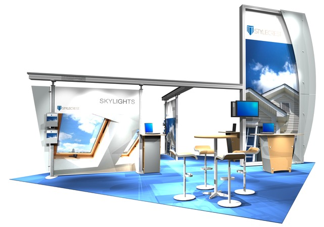 Trade Show Displays - smart display solutions